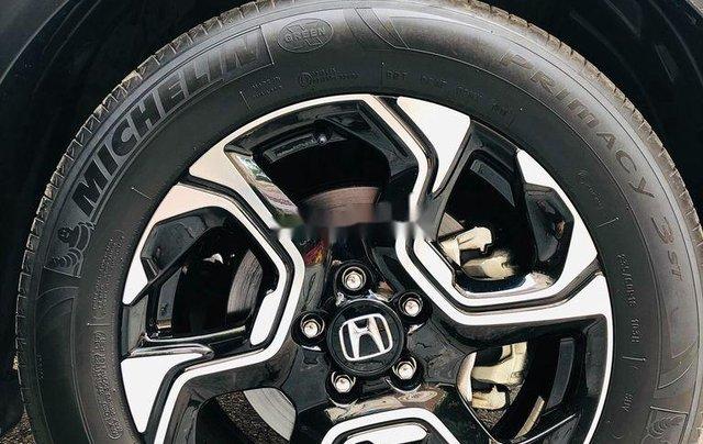 Bán Honda CR V sản xuất 2019, màu đen, nhập khẩu 11