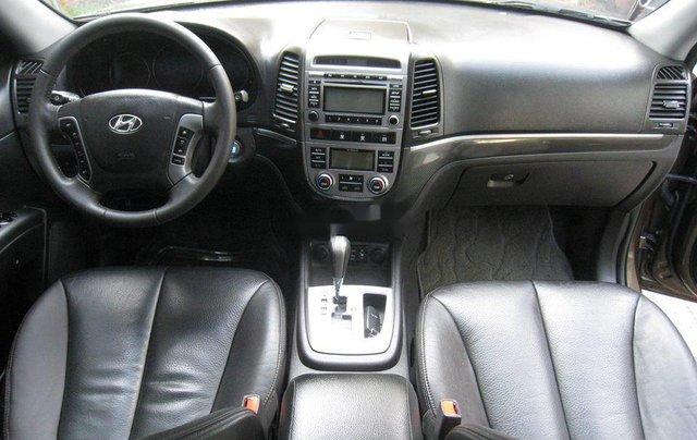 Bán Hyundai Santa Fe đời 2012, màu nâu, nhập khẩu chính chủ, 577 triệu7
