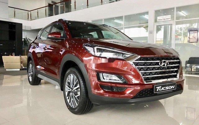 Bán xe Hyundai Tucson năm 2020, giao nhanh2