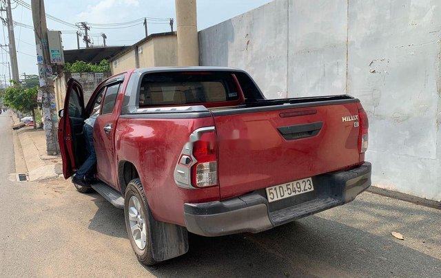 Bán nhanh chiếc Toyota Hilux năm 2020, nhập khẩu1