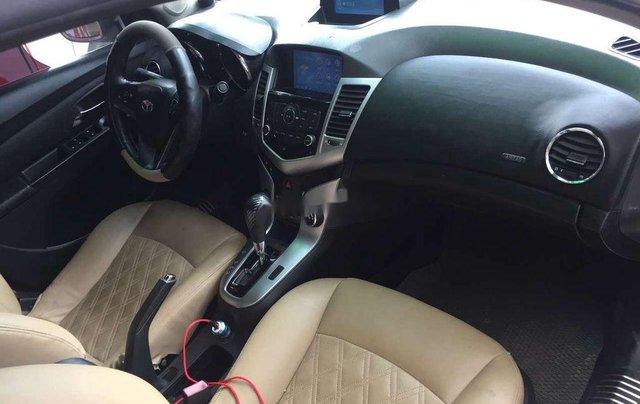 Bán Chevrolet Lacetti năm sản xuất 2011, màu bạc, nhập khẩu nguyên chiếc 9