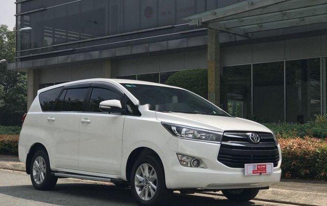 Bán Toyota Innova sản xuất năm 2017, xe chính chủ còn mới0