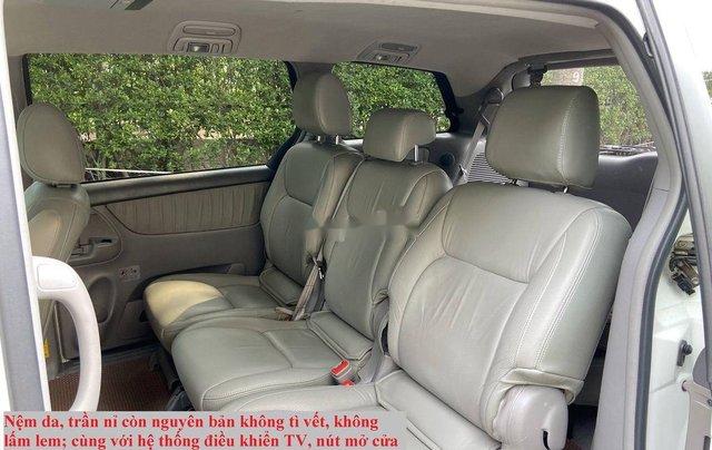 Bán Toyota Sienna năm sản xuất 2009, xe nhập còn mới6