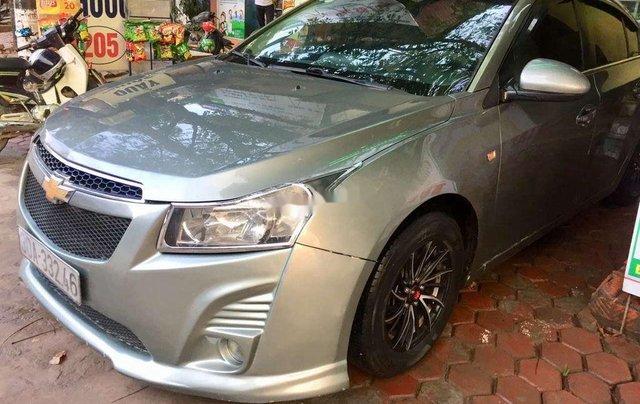 Bán Chevrolet Lacetti năm sản xuất 2011, màu bạc, nhập khẩu nguyên chiếc 1