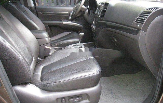 Bán Hyundai Santa Fe đời 2012, màu nâu, nhập khẩu chính chủ, 577 triệu6