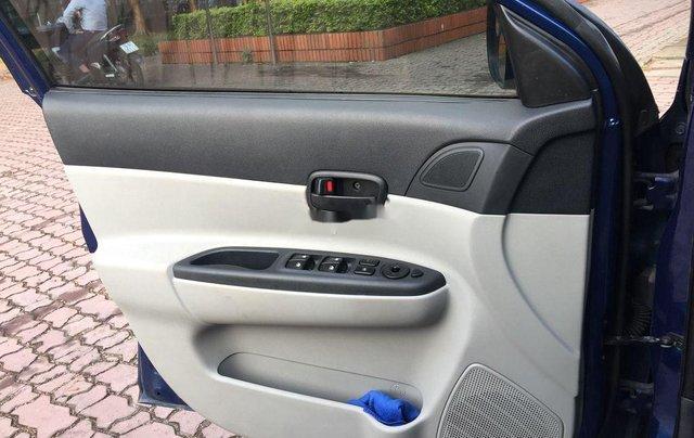 Xe Hyundai Verna 2009, màu xanh lam, nhập khẩu còn mới, giá chỉ 242 triệu10