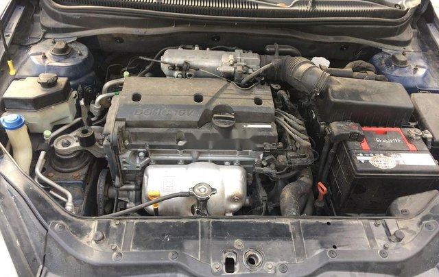 Xe Hyundai Verna 2009, màu xanh lam, nhập khẩu còn mới, giá chỉ 242 triệu7