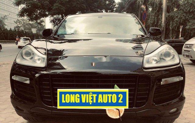 Cần bán lại xe Porsche Cayenne đời 2009, màu đen, xe nhập chính chủ, giá tốt0