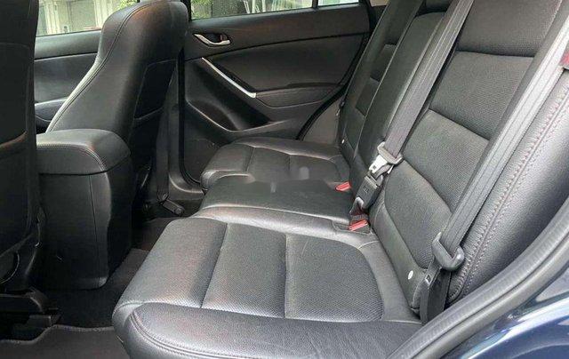 Cần bán lại xe Mazda CX 5 sản xuất năm 2016, màu xanh lam chính chủ7