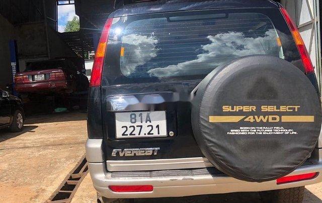 Cần bán lại xe Ford Everest sản xuất năm 2005, xe nhập còn mới3