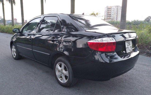 Xe Toyota Vios năm sản xuất 2007 còn mới, giá tốt3