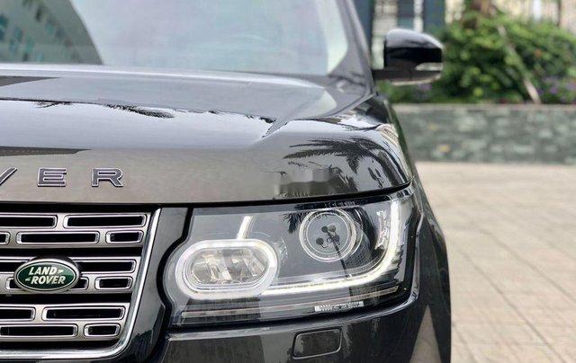 Cần bán LandRover Range Rover Autobiography LWB 5.0 năm sản xuất 2015, màu đen2