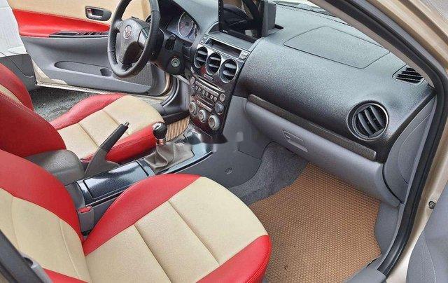 Bán xe Mazda 6 sản xuất năm 2004, giá chỉ 185 triệu6