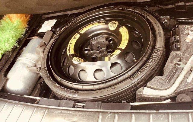 Cần bán lại xe Porsche Cayenne đời 2009, màu đen, xe nhập chính chủ, giá tốt10