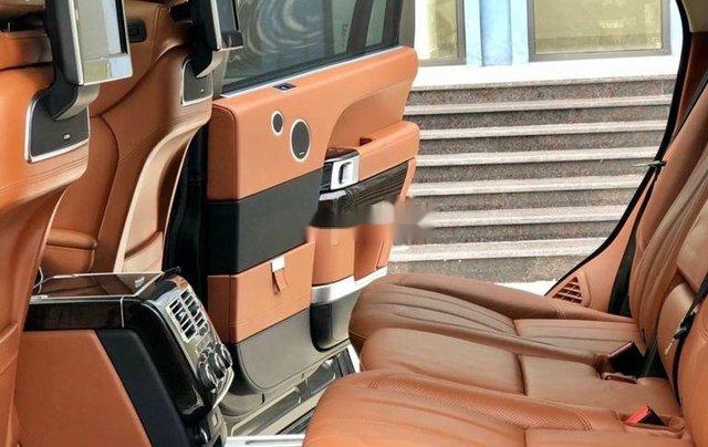 Cần bán LandRover Range Rover Autobiography LWB 5.0 năm sản xuất 2015, màu đen6
