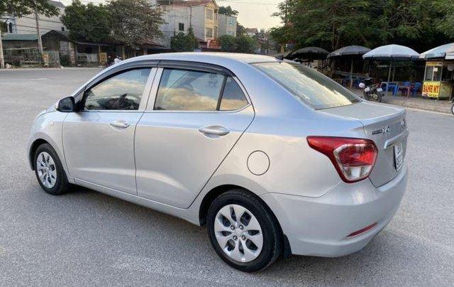 Xe Hyundai Grand i10 sản xuất 2015, màu bạc còn mới giá cạnh tranh2