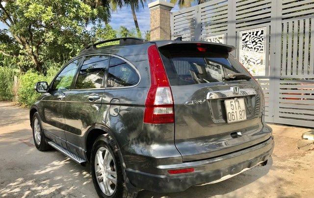 Cần bán xe honda CRV, đăng kí 2011, màu xám, 440 triệu2