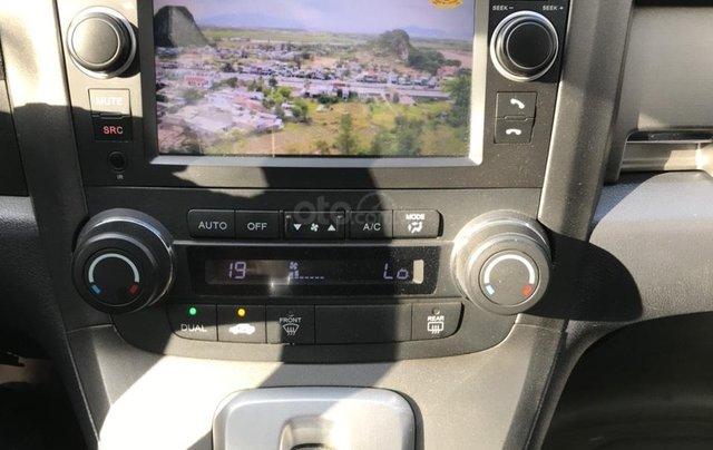Cần bán xe honda CRV, đăng kí 2011, màu xám, 440 triệu5