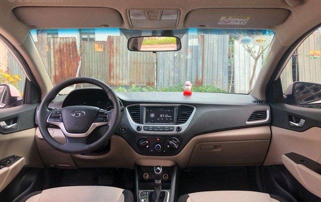 Cần bán Hyundai Accent SX 2019 màu trắng Ngọc5