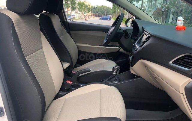 Cần bán Hyundai Accent SX 2019 màu trắng Ngọc6