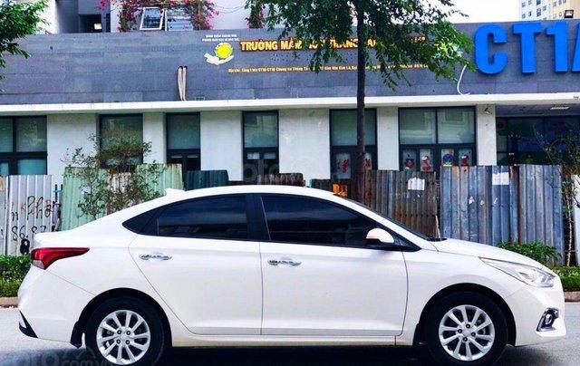 Cần bán Hyundai Accent SX 2019 màu trắng Ngọc4