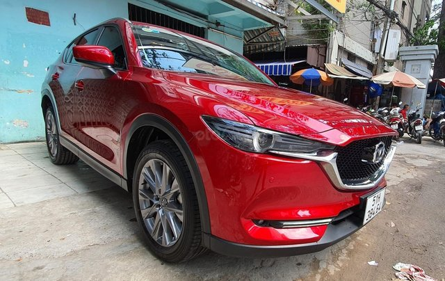 Chính chủ bán Mazda CX5 2020 Luxury 2.0 chạy được 1100km giá tốt0