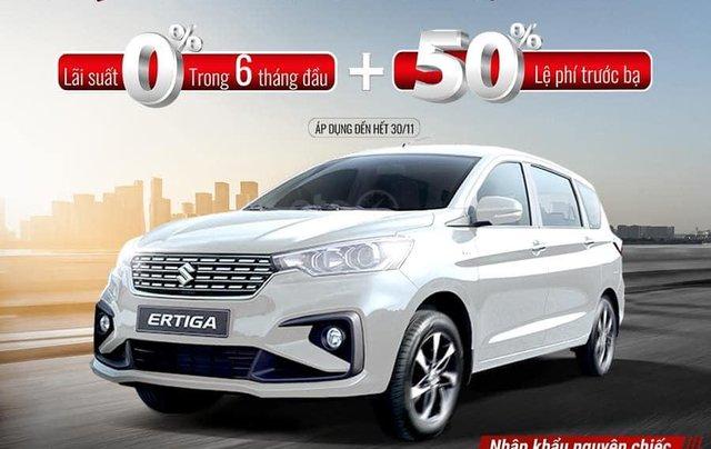 Suzuki Ertiga 2020 nhập khẩu từ Indonesia, mới hoàn toàn1