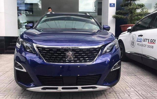 [ Hàng hot ] SUV Peugeot 3008 màu sơn mới Magnetic Blue - khẳng định cá tính0