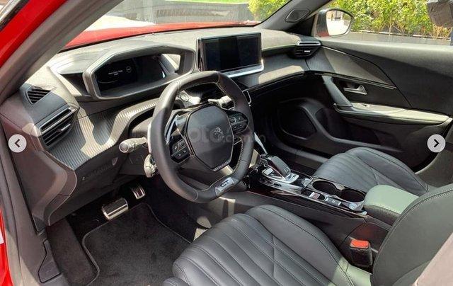 [ Hàng hot ] SUV Peugeot 3008 màu sơn mới Magnetic Blue - khẳng định cá tính1
