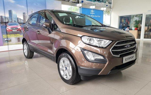 Ford Ecosport 2020 AT lăn bánh chỉ cần 149tr1