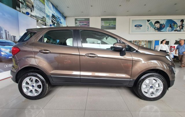 Ford Ecosport 2020 AT lăn bánh chỉ cần 149tr2