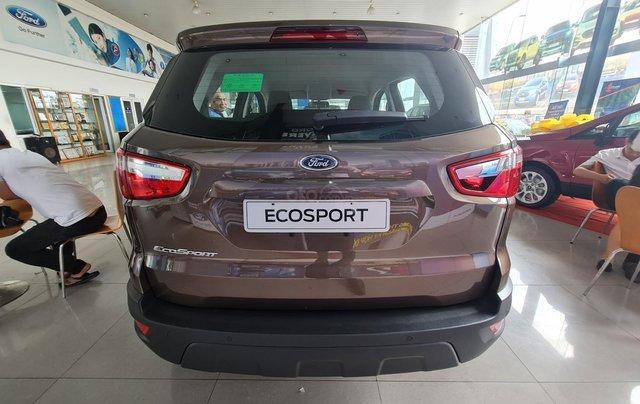 Ford Ecosport 2020 AT lăn bánh chỉ cần 149tr3