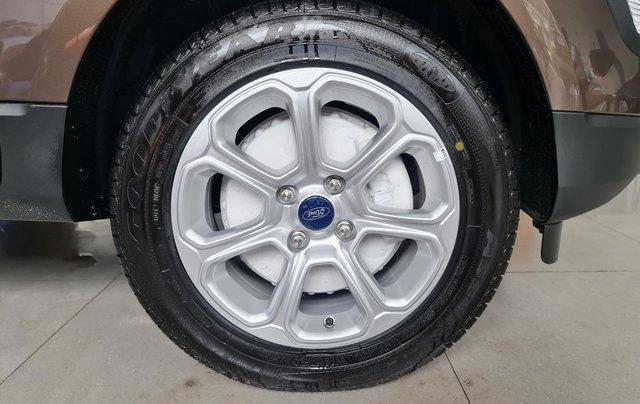 Ford Ecosport 2020 AT lăn bánh chỉ cần 149tr4