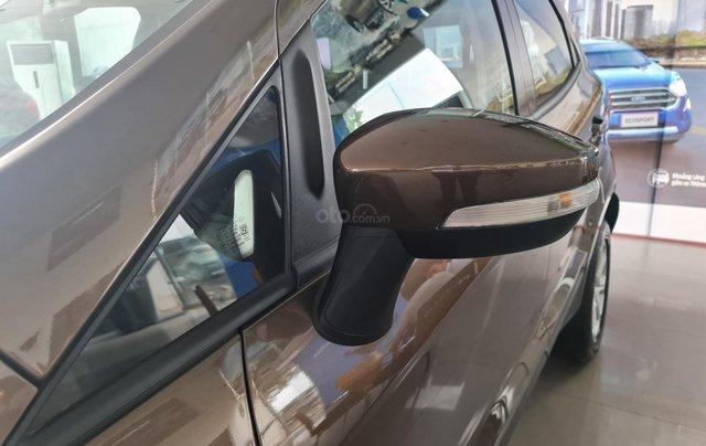 Ford Ecosport 2020 AT lăn bánh chỉ cần 149tr5