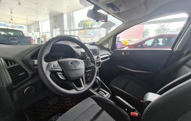 Ford Ecosport 2020 AT lăn bánh chỉ cần 149tr10