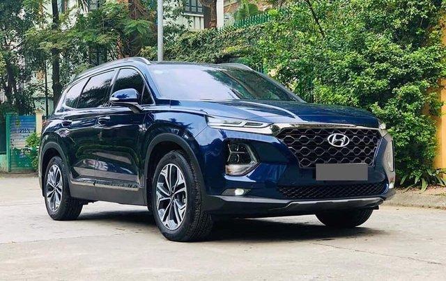 Hyundai Santafe sẵn xe giao luôn, đủ màu, giảm giá sốc0