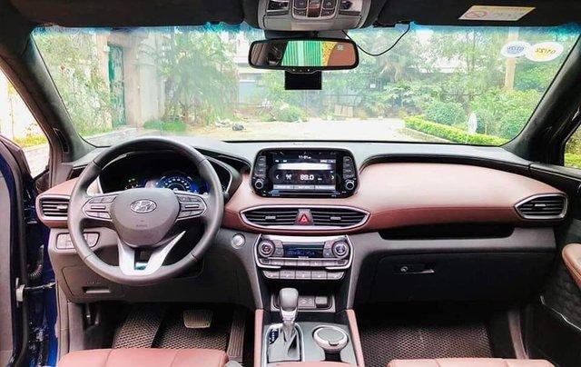 Hyundai Santafe sẵn xe giao luôn, đủ màu, giảm giá sốc4