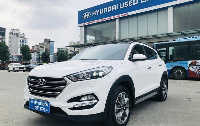 Hyundai Tucson xăng đặc biệt 2.0 AT 2018 biển Hà Nội1