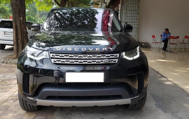 Bán chiếc LandRover Discovery HSE 3.0 Luxury 20190