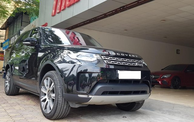 Bán chiếc LandRover Discovery HSE 3.0 Luxury 20194