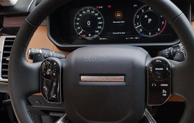 Bán chiếc LandRover Discovery HSE 3.0 Luxury 201913