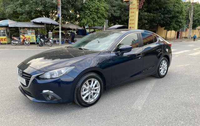 Mazda 3 1.5AT cuối 2017, 1 chủ từ mới cứng lướt đúng 30.000 km xịn, 1 chủ từ mới cứng1