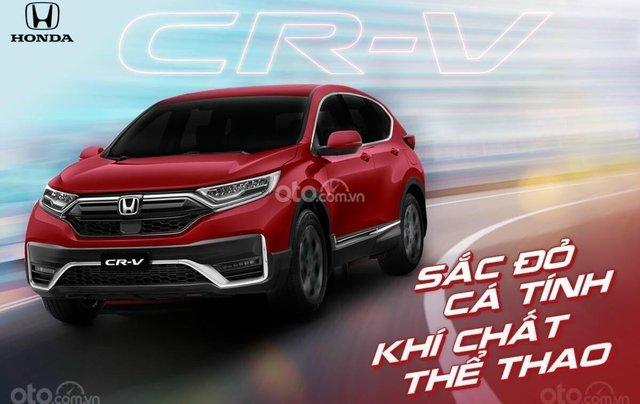 [Hà Nội] Honda CR-V 2020 giảm 100% thuế trước bạ, khuyến mãi cực hấp dẫn, xe đủ màu giao ngay1