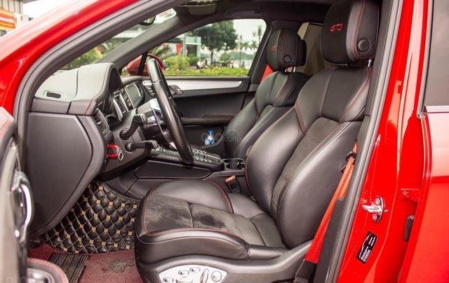 Bán xe Porsche GTS model 2017 màu đỏ10