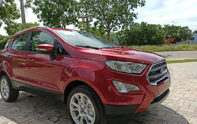 Ford Eccosport ưu đãi chưa từng có (tiền mặt phụ kiện full options) mùa cuối năm1