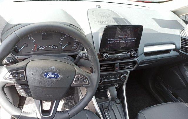 Ford Eccosport ưu đãi chưa từng có (tiền mặt phụ kiện full options) mùa cuối năm5
