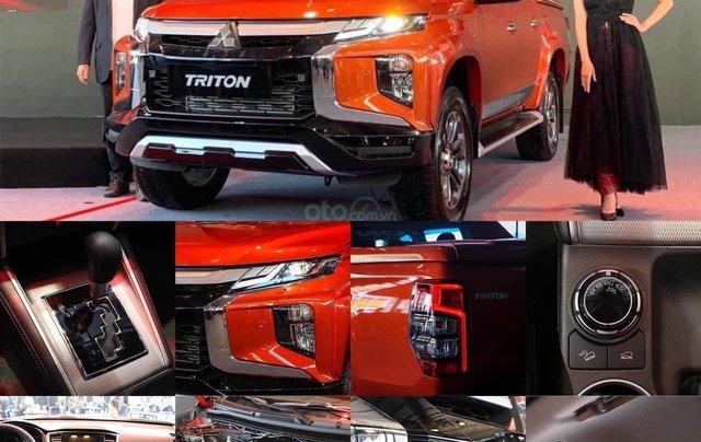 Lên sóng Triton 2020, ưu đãi hấp dẫn khi mua xe1