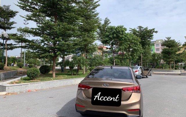 Hyundai Accent 1.4 ATH SX 2018, màu nâu1