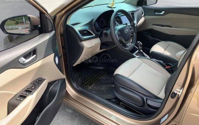 Hyundai Accent 1.4 ATH SX 2018, màu nâu5