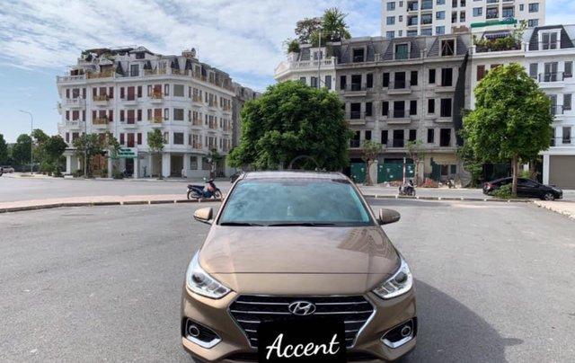 Hyundai Accent 1.4 ATH SX 2018, màu nâu0